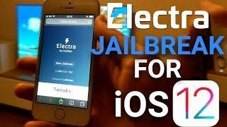 Electra iOS 12 Jailbreak RELEASED! Tutorial how to Jailbreak iOS 12 [Cydia Included] [No Computer]