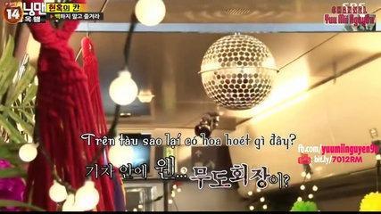 《FUNNY》 Running Man EP 316 - GARY NHẢY CỰC SUNG KHI GẶP HYO RIN