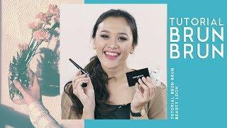 Tutorial Make Up Smokey Eyes Dengan Mudah dan Murah | Brun Brun One Brand Tutorial