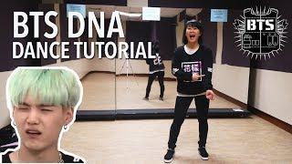 BTS (방탄소년단) 'DNA' Dance Tutorial | Full w Mirror [Charissahoo]