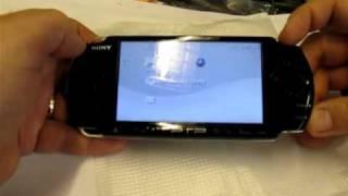 PSP 3000 ChickHen Video Tutorial In SWEDISH