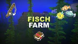 Minecraft - AFK Fisch Farm - Tutorial 1.13