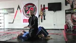 Tutorial # 1 Brazilian  Jiu Jitsu Mestre Muralha