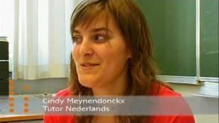 Tutors - Cindy, Tutor Nederlands, Atheneum Antwerpen