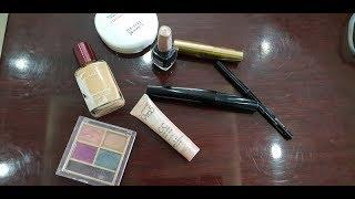 simple makeup using only 8 Lakme products (हिन्दी में) | easy tutorial