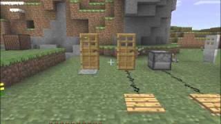 Minecraft - Tutorial RedStone Em Português