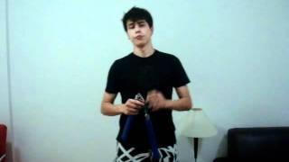 Nunchaku Tutorial Em Português - 1 Técnicas Básicas