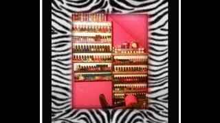DIY Diva Nail Polish Rack Tutorial UNDER $20