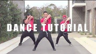 TALK DIRTY - Dance Tutorial Part 1 | Jayden Rodrigues