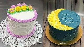 Beautiful & So Yummy Cake Birthday Decorating | Best Cake Decorating Tutorial