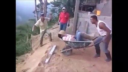 Funny video of amazing people who create fun...
