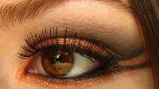 Tutorial: Grecian Goddess / Arabic Eyes