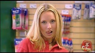 Sexy Seducing Cashier