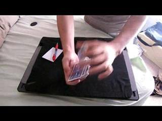 ألعاب الخفة - توقع الورقة قبل أن تختار- كشف السر