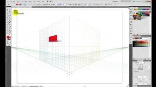 Tutorial Adobe Illustrator CS5! Dibujo En Perspectiva