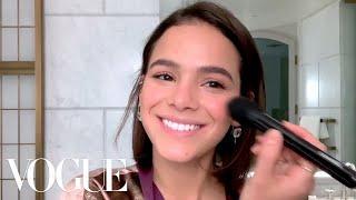Bruna Marquezine's Guide to a Brazilian Glow in the Winter | Beauty Secrets | Vogue