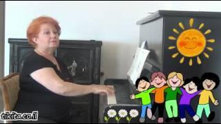 לימוד פסנתר ואורגן - הפסנתר מספר סיפור