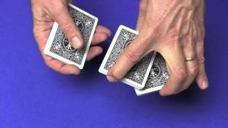 Triple Swing False Cut Tutorial