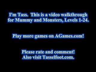 Todos y niveles monstruos momia Tutorial
