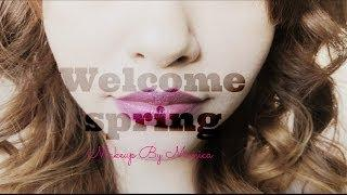 WELCOME SPRING LOOK