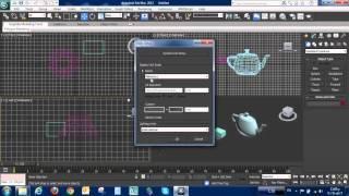 تعليم برنامج 3DS Max 2012 للمصمم حسن صديق الدرس الأول