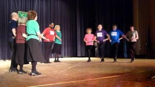 Ethnic Dance Chicago @ 2012 Verea Bulgarian Festival In Chicago