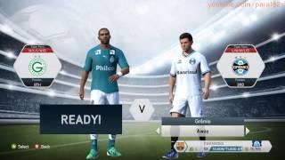 FIFA 14: Campeonato Brasileiro Ratings&Kits