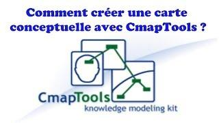 Cmap Tools Tutoriel Français - Comment Créer Une Carte Conceptuelle