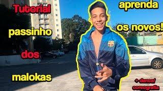 TUTORIAL DO PASSINHO DOS MALOKA (CRUZADO, VARIACOES) +DANCA/COREOGRAFIA(Victor Kayan)