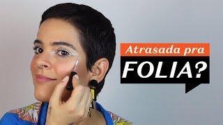 Maquiagem rápida para carnaval: tutorial de última hora | Intense O Boticário