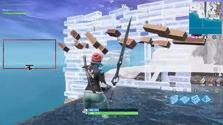 40 Second Tutorial on How to be INVINCIBLE with the Infinity Blade - Fortnite