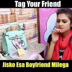Best Funny video-/-Girlfriend vs Boy