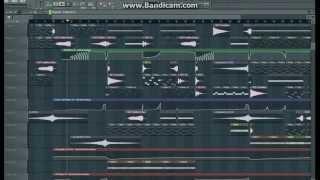 DJ LEX Feat. Sergio Project - Macao (FL STUDIO PROJECT) ROMANIAN HOUSE STYLE