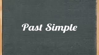 Past Simple Tense - English Grammar Tutorial Video Lesson