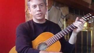 How To Play Spanish Fly - Part 1, Tapped Harmonics