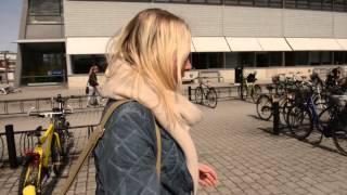 Följ En Student På Linnéuniversitetet - Olivia Thiel