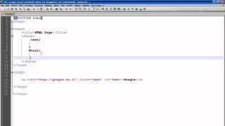 HTML Tutorial 3 HEBREW - Basic Styling