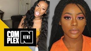 This Woman Is Getting Bombarded With Makeup Tutorial Requests As Mugshot Goes Viral