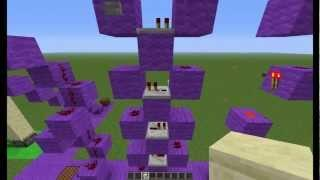Minecraft Tutoriel Redstone: Les Bases