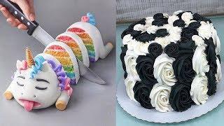 Top 9 Amazing Cake Decorating Tutorial
