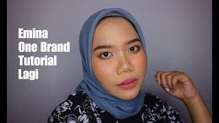 Cobain Cushion Emina & Pore Ranger | EMINA ONE BRAND MAKEUP TUTORIAL (LAGI)