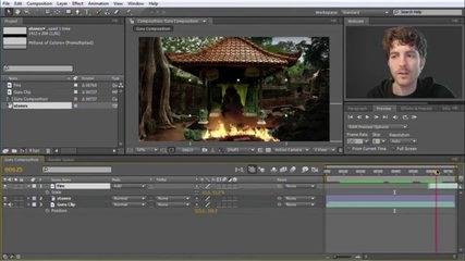 Adobe After Effects Tutorial. (Lesson 8)