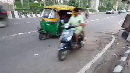 Funny Prank with Auto Rickshaw
