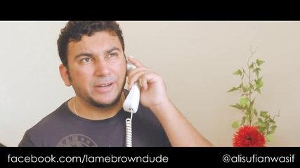 A Short and Funny Story of Social Media addict who lost his Internet!