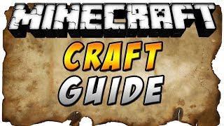 Minecraft - CraftGuide MOD! (Guía De Crafteo Profesional!) - ESPAÑOL TUTORIAL
