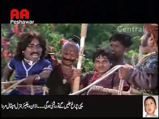 Atlak Mutlak....Garza Oss Maze Kawa....Pashto Dubbing Funny Album Zahir Ullha