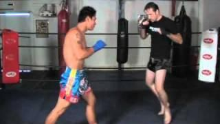 Muay Thai Defence And Clinch Part 1