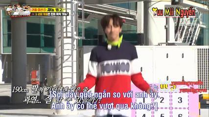 《FUNNY》 Running Man EP 377 | LEE KWANG SOO NHẢY DÂY VÀ HẬU QUẢ LÀ  ...