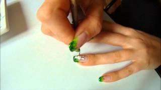 Nail Art Lapin De Pâques