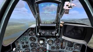 DCS World / Su-25T Tutorial Part 4 Of 10